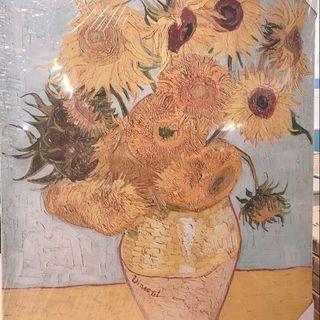 ゴッホヒマワリの壁掛け絵画