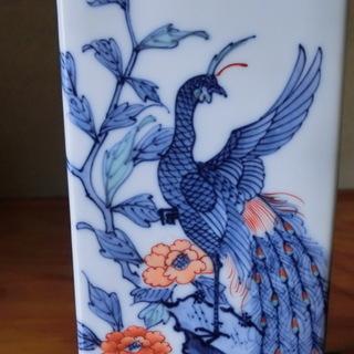 花瓶 花鳥 - 横浜市
