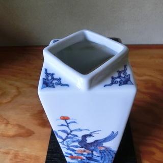 花瓶 花鳥 − 神奈川県