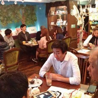 【10月24日㈯】Cafe Otogi ✖ 英会話 - 神戸市