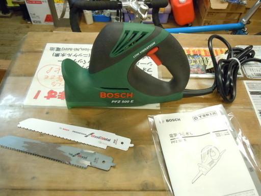 (ボッシュ) PFZ500E BOSCH 電気のこぎり