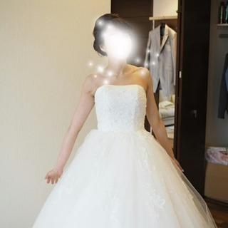 ウェディングドレス セット お値下げ!!