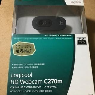 logicool HD webcam c270m