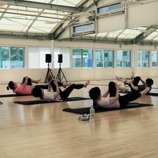 【11月平日(木)午前のクラス】Pilates Allia…