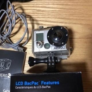 GoPro2 アクションカメラ 雪山にいかがですか?