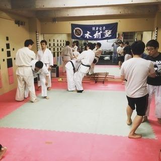[初心者・未経験者歓迎] 中野の武術教室 − 東京都