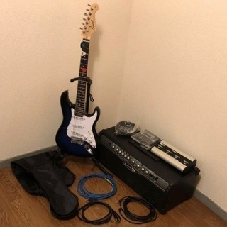大幅値下げ!ミニギター  子供の入門に最適!ライブもすぐ出来る!