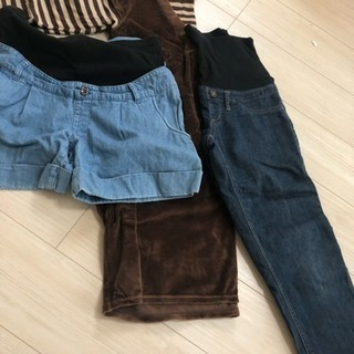 マタニティ服3着で50円