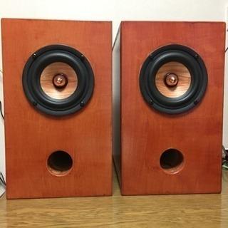 Parc audio DCU-F131W スピーカー 自作