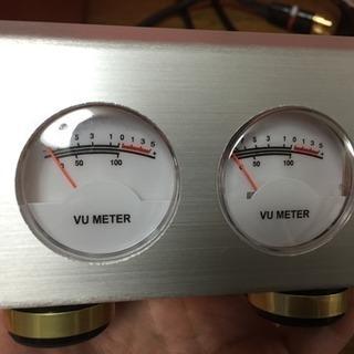 VUメーター オープンセット組立済