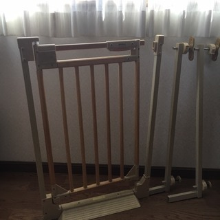 取引完了 ベビーゲート のびのび木製ベビーゲート 野中製作所