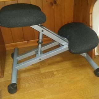 腰にやさしい椅子