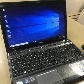 TOSHIBAノートPC dynabook Qosmio T55...