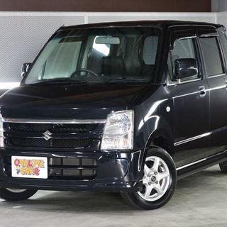 【車検2年付】  スズキ ワゴンR FX-S リミテッド テレビ...