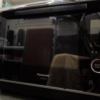 【6ヵ月保証付き!】Panasonicのスチームオーブンレンジ販...
