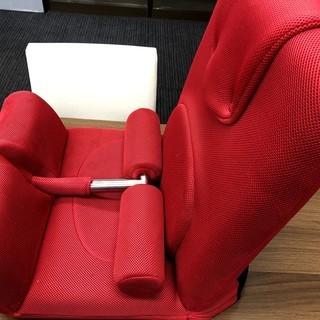 mizuno じつは!腹筋くんライト 座椅子型腹筋台 美品 レッド
