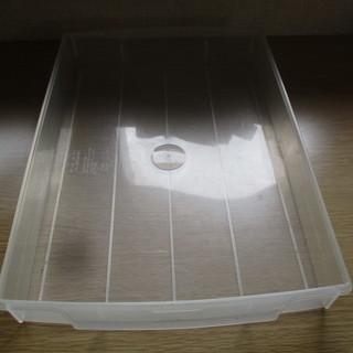 プラスチックケース 書類入れ