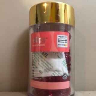 ellips hair vitamin pink or yell...