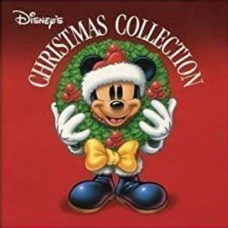 ディズニーのクリスマスソングCD