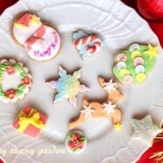 【クリスマス限定】簡単美味しいマシュマロフォンダントデコクッキー...