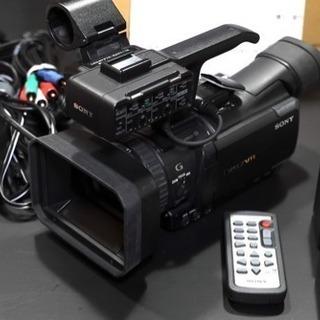 業務用フルハイビジョンビデオカメラHXR-NX70J防滴防塵