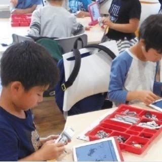 年長~小学1年生ロボットプログラミング親子体験会【参加者募集】12...