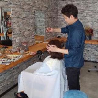 素敵な美容室「J‐one hair」(お気軽に電話ください。)