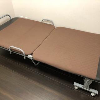 折り畳み式ベッド【11/23〜25限定0円】