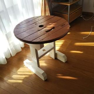 【今週末11/17までお値引き中!】新品!ハンドメイドのテーブル