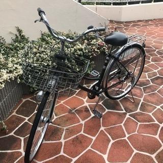 通学用自転車