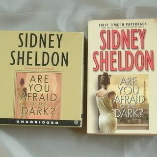 """英語版 Sidney Sheldon """"Are You Afra..."""