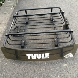 THULE828 エクスペリエンス 中古 キャリア カーゴ