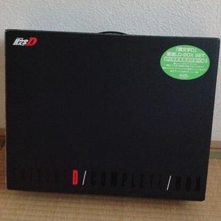イニシャルD  LD-BOX 1・2セット小物のセット