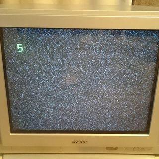 ビクターブラウン管テレビ21型