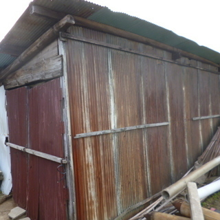 西三河地域  農機具小屋・納屋・木造物置等の撤去・解体・木…