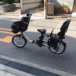 Panasonic    (ぎゅっとミニ)3人乗り電動自転車