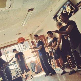 『詠春拳』を日本で広めた第一人者の道場でカンフー体験!!! @ 横...