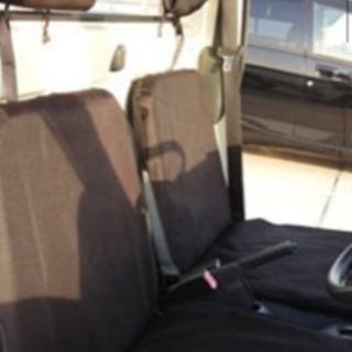 トラック用シートカバー (運転席・助手席セット)