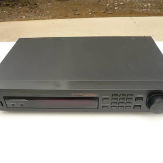 ソニー SONY FM/AMチューナー ST-S500