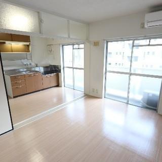 【初期費用は家賃のみ】広島市西区、リノベーションした嬉しい3DK...