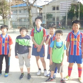 幼児小学生のサッカー教室  少人数制