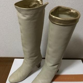 Pelleterno ブーツ サイズ37
