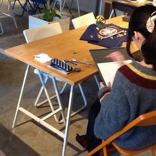 11月18日『本気のお絵かき教室』~武蔵新城