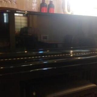 アップライトピアノ KAWAI KU-1D