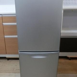 Panasonic 2ドア 冷凍冷蔵庫 NR-B147W 201...