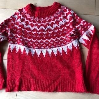 オールドネイビー セーター130