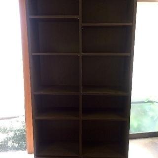 ※終了しました※ 木製本棚 ほぼ使っていません