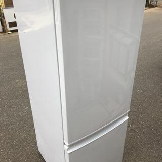 2012年製 SHARP 2ドア ノンフロン冷凍冷蔵庫 SJ-C...