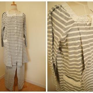 【最終値下げ】マタニティ&授乳対応 3着パジャマ