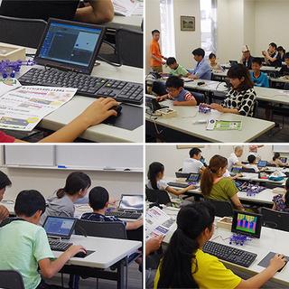 小学生向けプログラミング無料体験会【長崎歴史文化博物館 会議室】